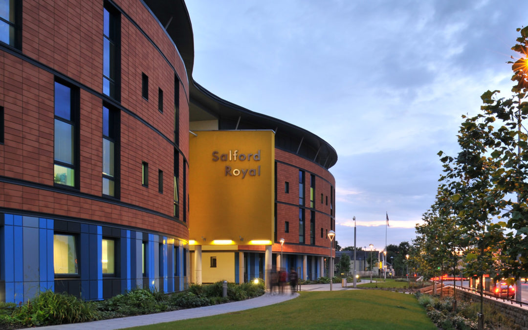 Salford Royal Hospital Theatre 3