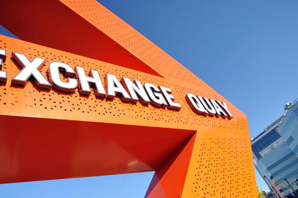 Exchange Quay Building 3